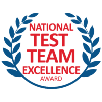 Awards_Test Team Excellence_2